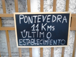 3 ª etapa – Redondela a Pontevedra – 20,3 Km