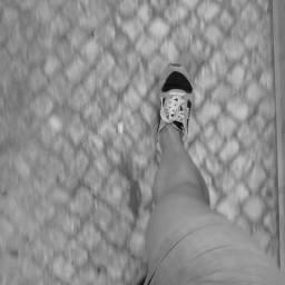 Lisboa a preto e branco…