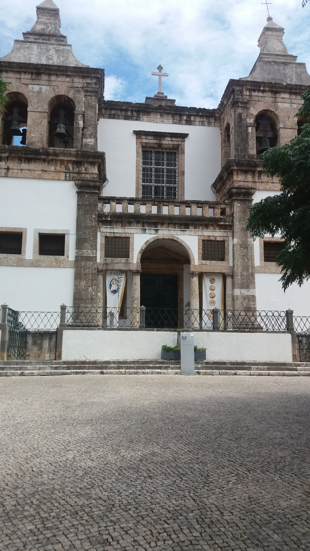 Igreja de Santa Maria ou Sé de Setúbal