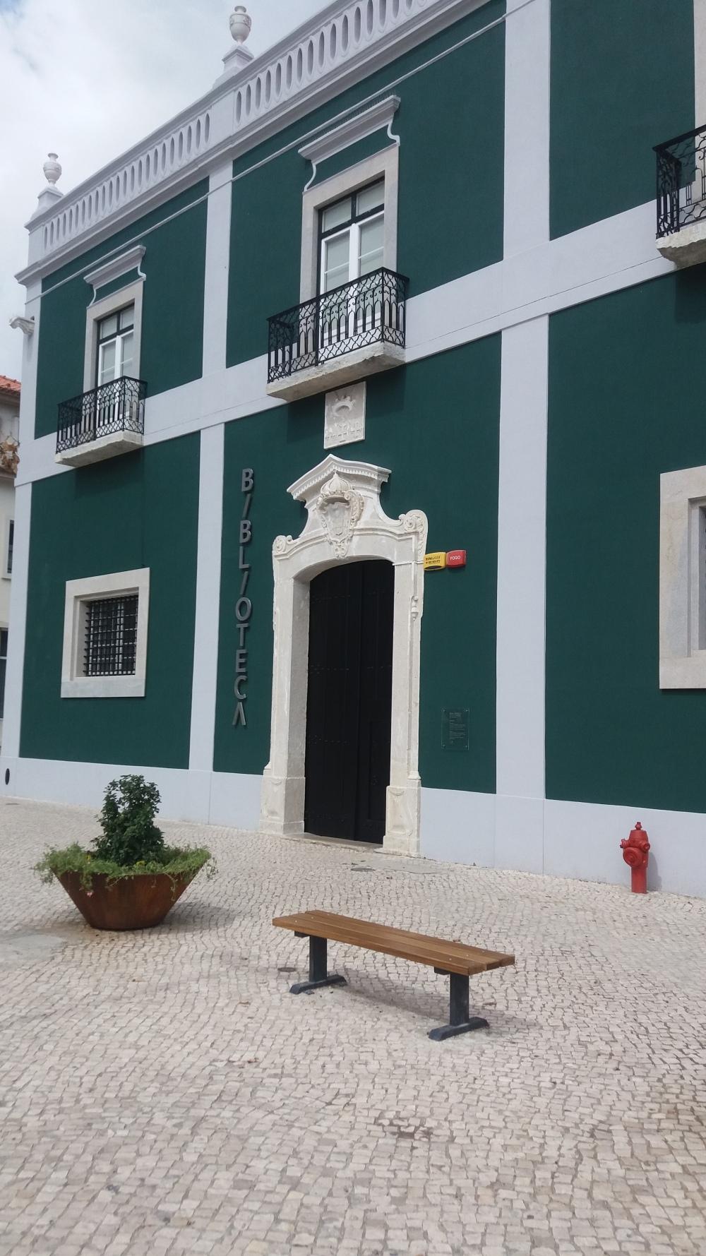 Biblioteca Municipal de Setúbal