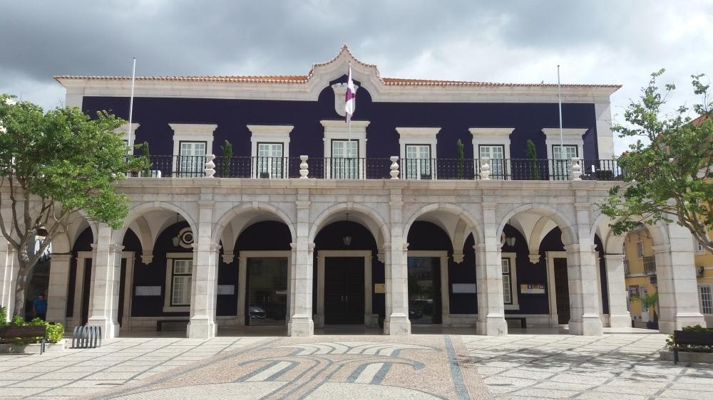 Edifício dos Paços do Concelho de Setúbal