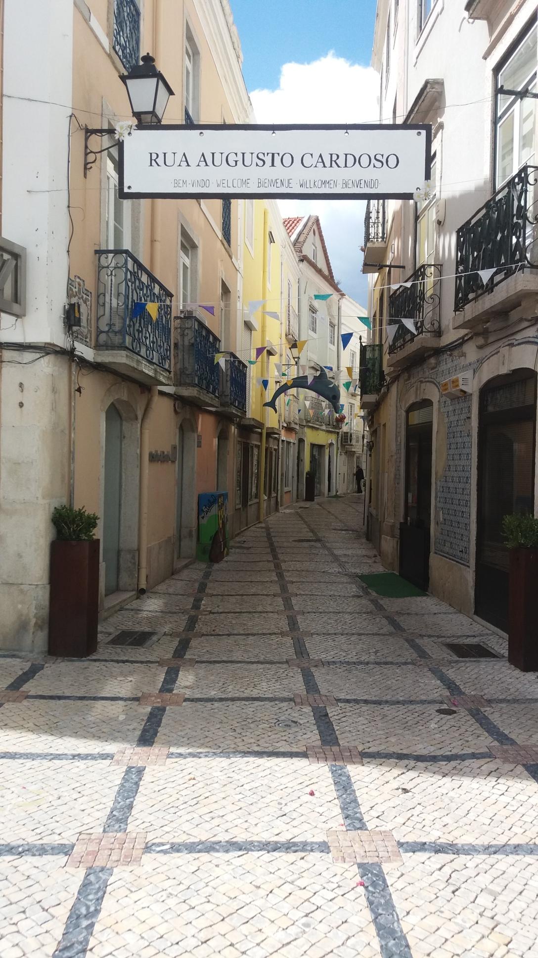 Rua Augusto Cardoso