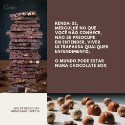 O Mundo numa Chocolate Box