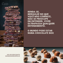 O Mundo numa Chocolate Box